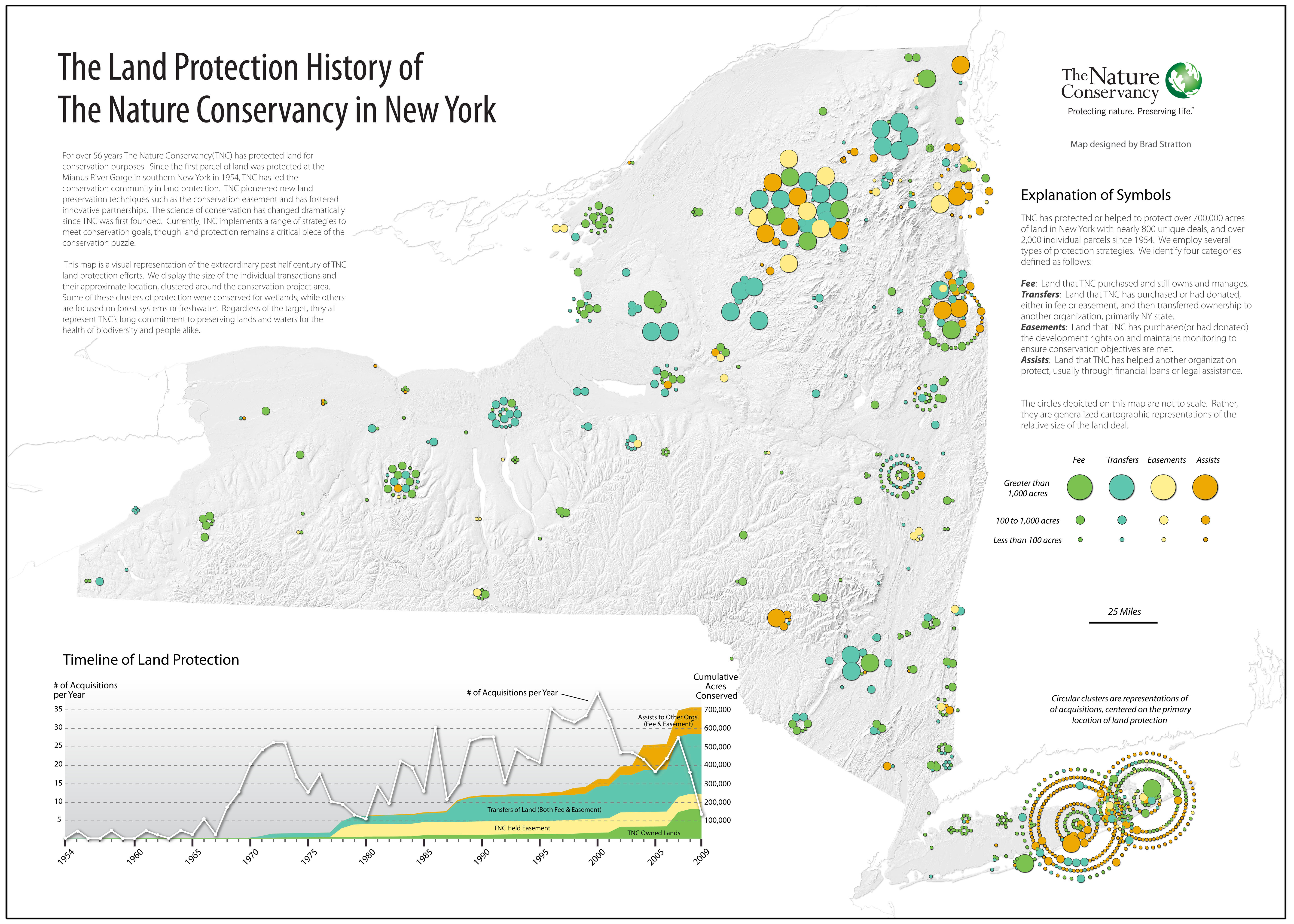 esri conservation geography program environmental activism and full map